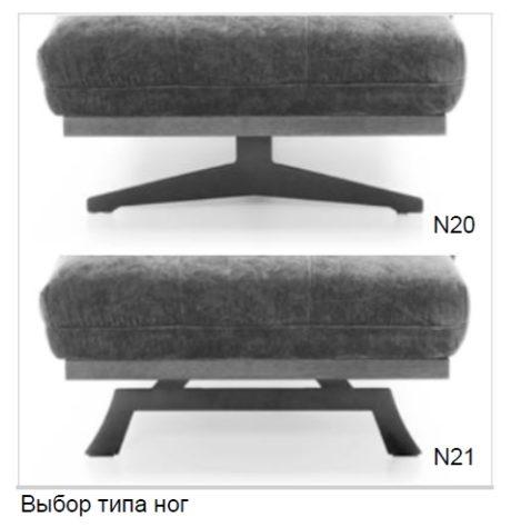 Угловой диван Nicea фото 7