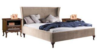 Кровать Classic с прикроватными тумбами Wersal