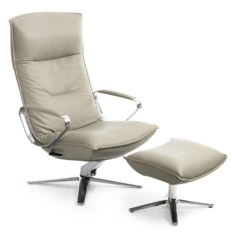 Кресло Laid Back вращающееся фото 6