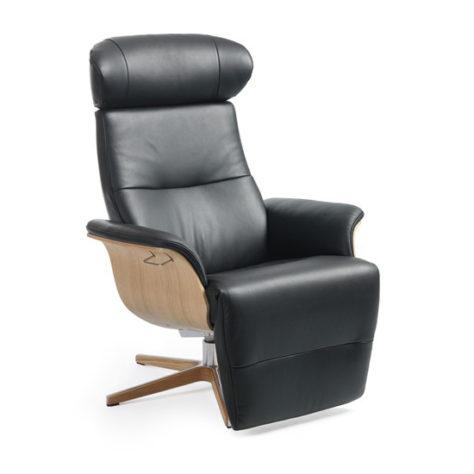 Кресло Timeout вращающееся с опорой для ног фото 1