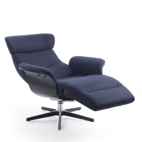 Кресло Timeout вращающееся с опорой для ног фото 3