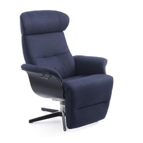 Кресло Timeout вращающееся с опорой для ног фото 2
