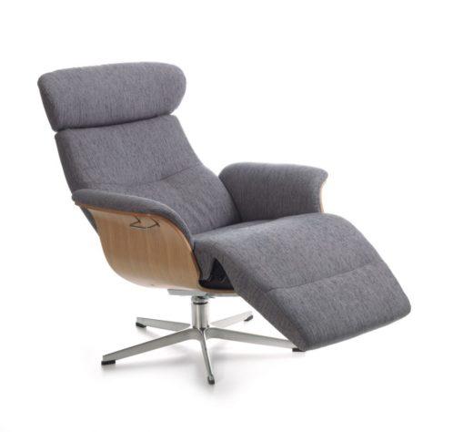 Кресло Timeout вращающееся с опорой для ног фото 4