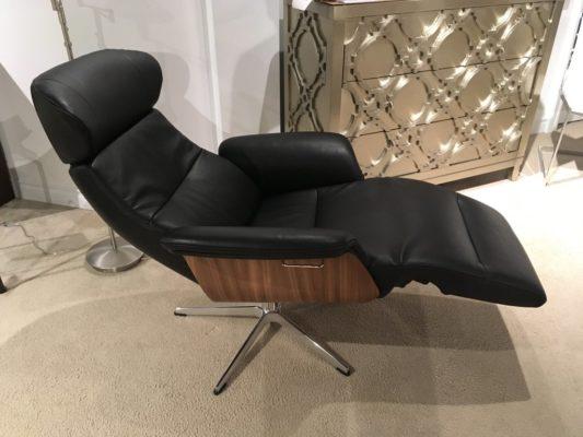 Кресло Timeout вращающееся с опорой для ног фото 6
