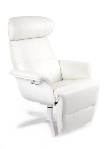 Кресло Timeout вращающееся с опорой для ног фото 5