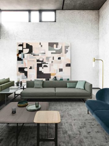 Модульный диван Copenaghen фото 2