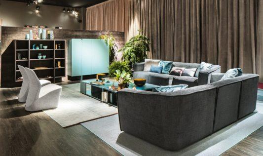 Модульный диван Ladigue фото 1