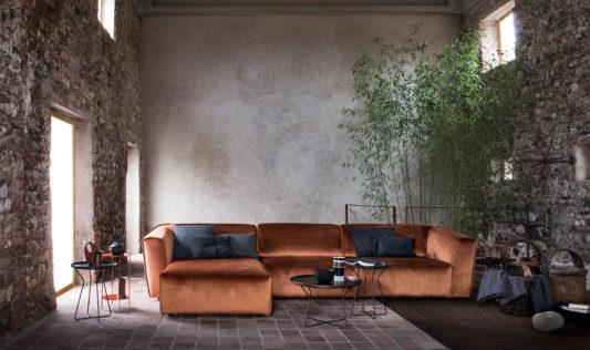 Модульный диван Ladigue