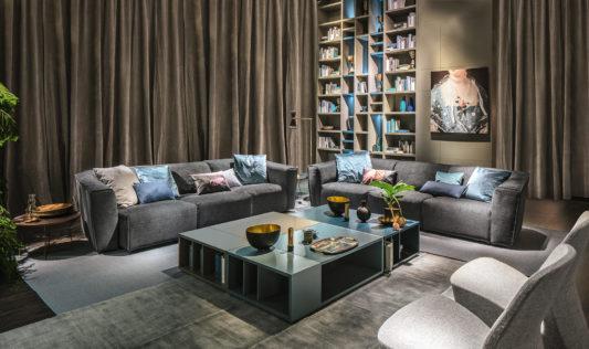 Модульный диван Ladigue фото 2