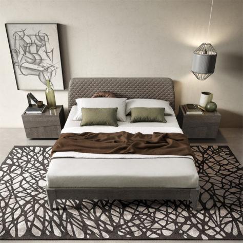 Кровать TEKNO SATURNO