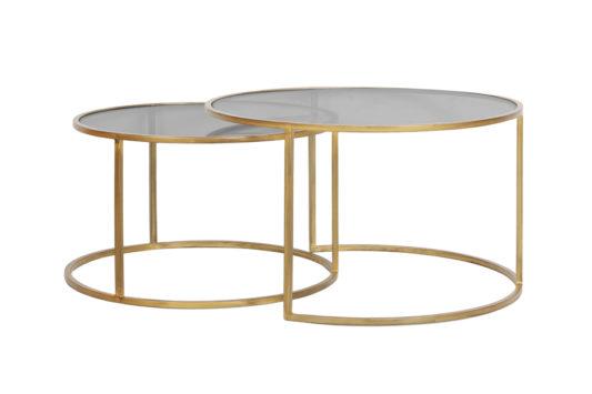 Журнальный столик Duarte 75*75*45 см фото 1