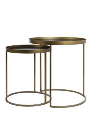 Приставной столик Duarte 50*50*52 см