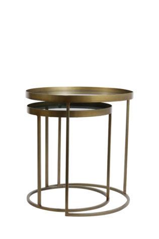 Приставной столик Duarte 50*50*52 см фото 3