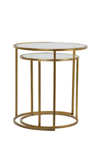 Приставной столик Duarte 6724985 фото 4