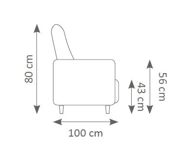 Модульный диван Floppy фото 5