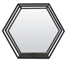 Зеркальная полка Hual