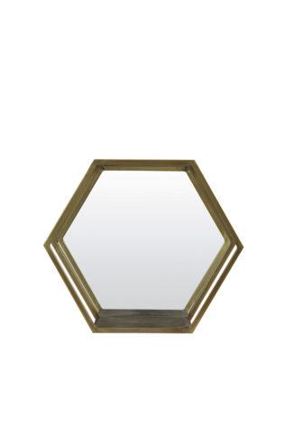 Зеркальная полка Hual 43*21*37 см