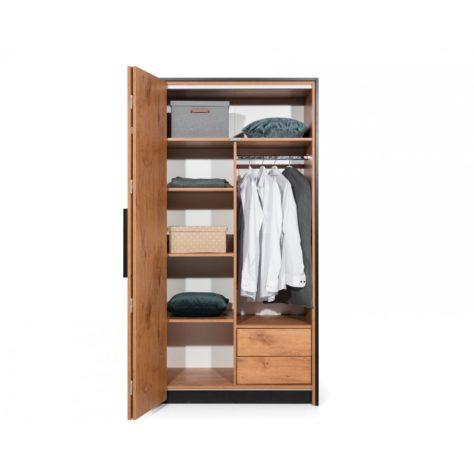 Шкаф 2-дверный Loft фото 1