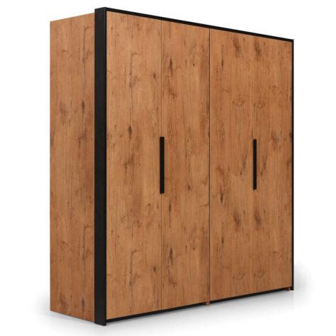 Шкаф 4-дверный Loft