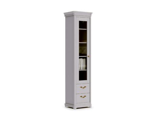 Книжный шкаф 1-дверный Riviera фото 3