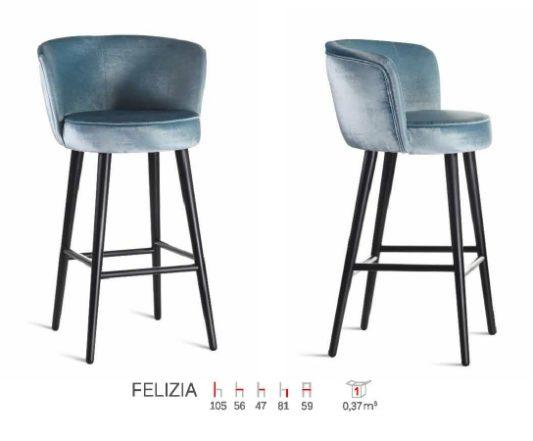 Барный стул Felizia фото 2
