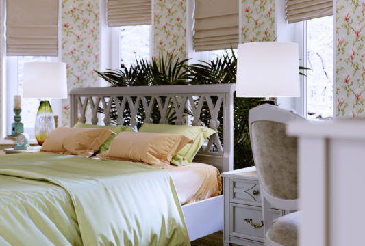 Кровать Kapris фото 6
