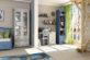 Книжный шкаф 2-дверный Riviera фото 5