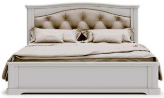Кровать Riviera  с мягким изголовьем