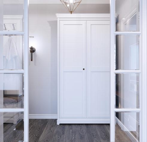 Шкаф 2-дверный Riviera фото 10