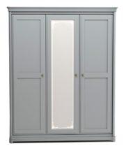 Шкаф 3-дверный Riviera