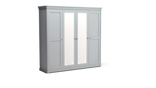 Шкаф 4-дверный Riviera фото 7