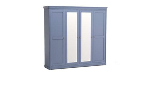 Шкаф 4-дверный Riviera фото 5