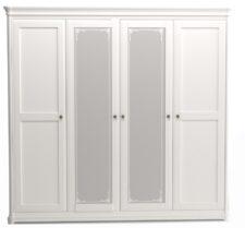 Шкаф 4-дверный Riviera