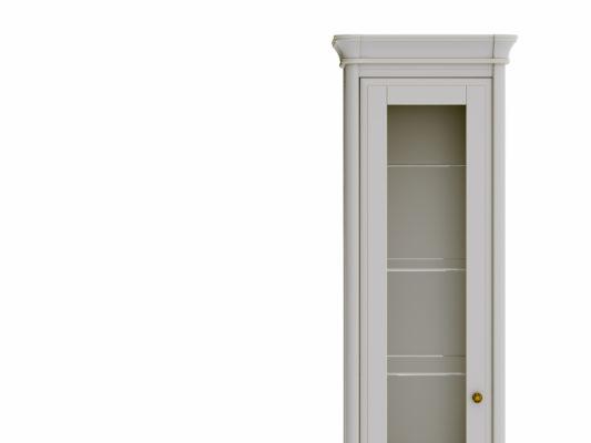 Витрина 1-дверная Riviera фото 1