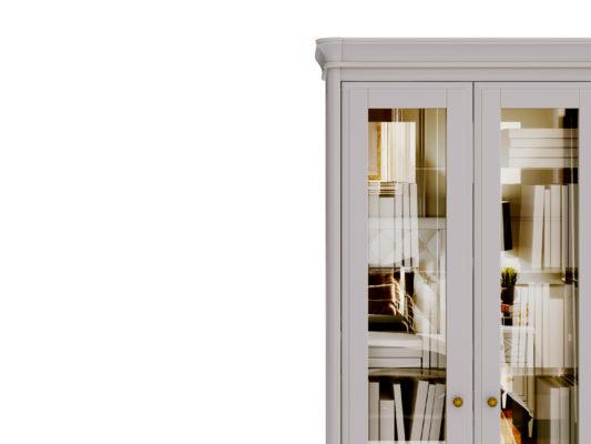 Витрина 2-дверная Riviera фото 2