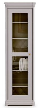 Библиотека 1-дверная Riviera