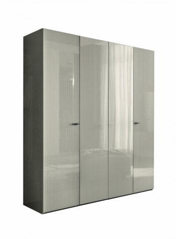 Шкаф 4-дверный Claire