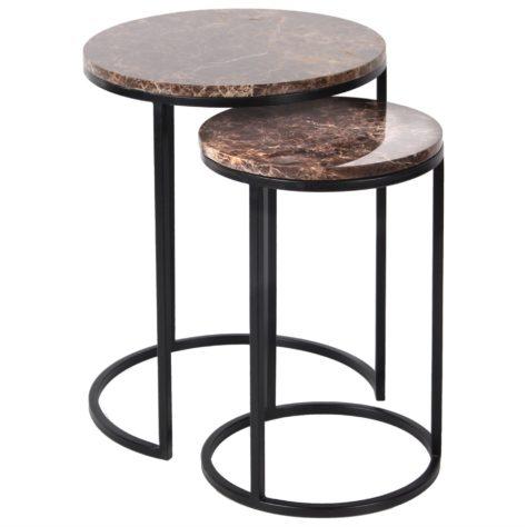 Приставные столики Dalton (комплект) фото 1