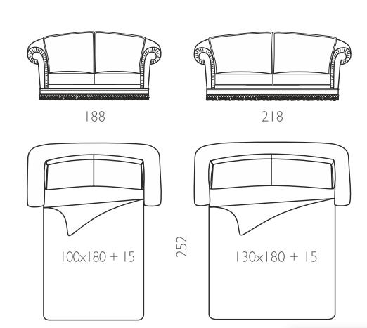 Раскладной диван Bellini фото 6