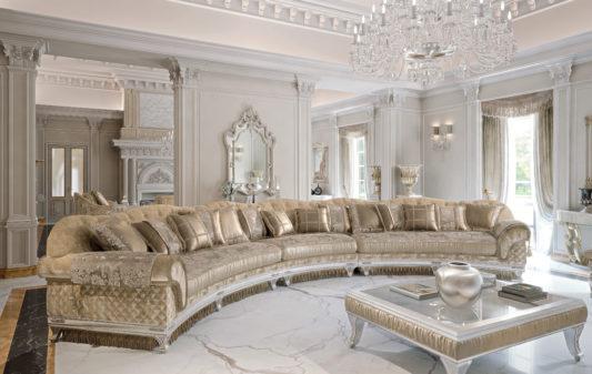 Модульный диван Cristina