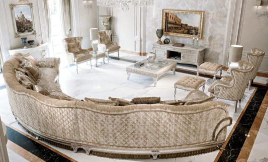 Модульный диван Cristina фото 2