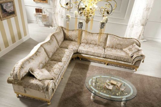 Модульный диван Sofia