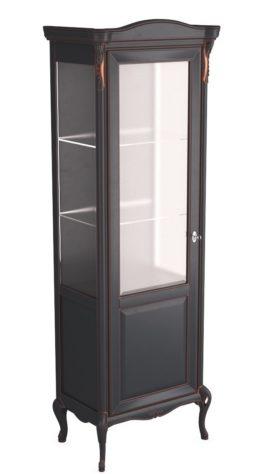 Витрина 1-дверная 1367 SX DX