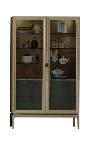 Витрина 2-дверная 3550