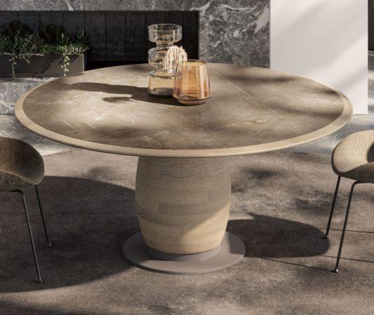 Круглый стол Giara
