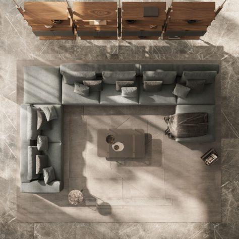 Модульный диван Jack фото 1
