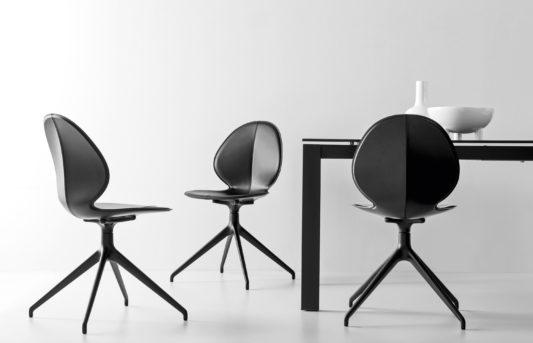 Вращающийся стул Basil фото 2