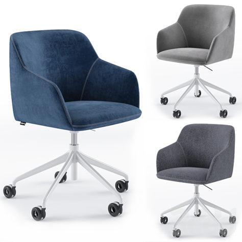 Вращающееся кресло Elle фото 4
