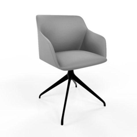 Вращающееся кресло Elle фото 1