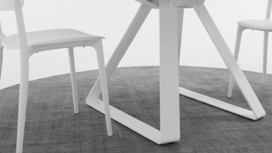 Раздвижной стол Atlante фото 4